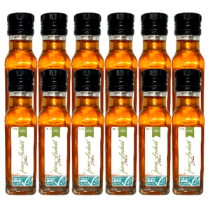 Ozeangold-Lachsöl-Fischöl-Omega-3-Zitrone-Vorratspack