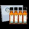 Ozeangold-Lachsöl-Fischöl-Omega-3-Zitrone-4er