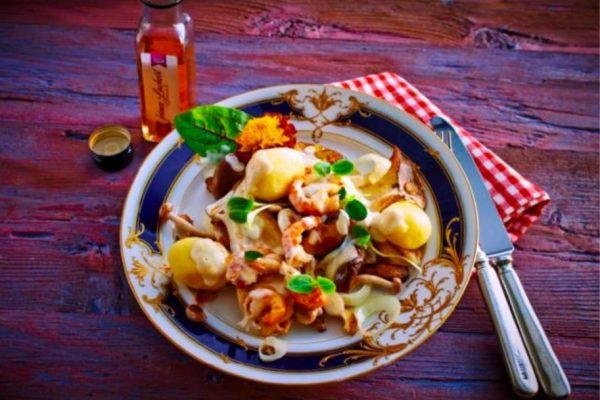 Lachsöl-Fischöl-Kochen-Rezepte